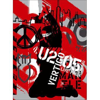 U2 - Vertigo: Live From Chicago 2005