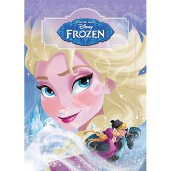 Disney frozen padded classic