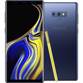 aec5745fd Samsung Galaxy Note9 - N960FZ - 512GB - Azul Oceano - SmartPhone ...