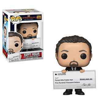Funko Pop! Spider-Man far from Home: Happy Hogan - 472