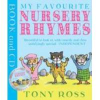 My Favourite Nursery Rhymes + CD