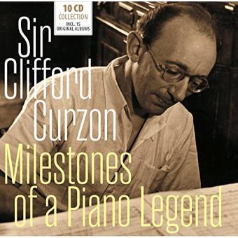 Clifford Curzon: Milestones Of A Piano Legend - 10CD