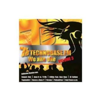 Technobase.FM: We Are One Vol. 3 (2CD)