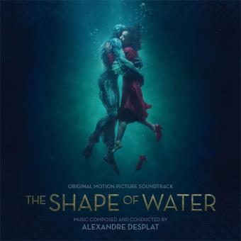 BSO The Shape Of Water  - CD