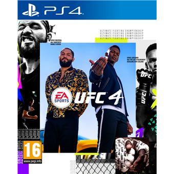 EA Sports UFC 4 - PS4