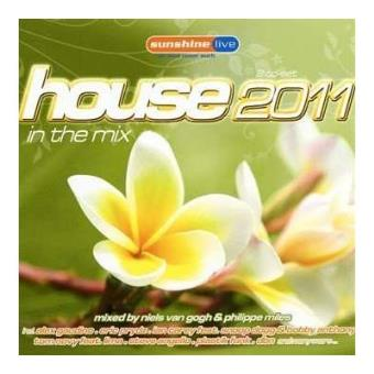 House 2011: In The Mix (2CD)