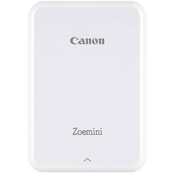 Impressora Fotográfica Portátil Canon Zoemini – Branco