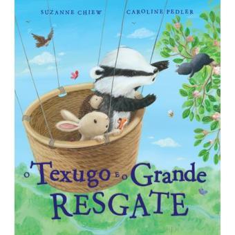 Texugo e o Grande Resgate
