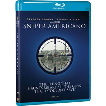 Sniper Americano - Blu-ray