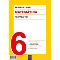 Prepara-te! Testes de Matemática - 6º Ano