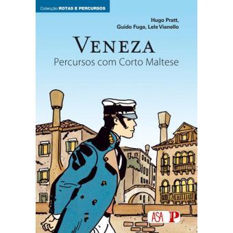 Veneza - Percursos com Corto Maltese