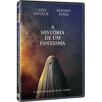 História de um Fantasma - DVD