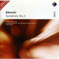 Górecki : Symphony No.3 - CD