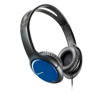 Pioneer Auscultadores SE-MJ711 Preto/Azul