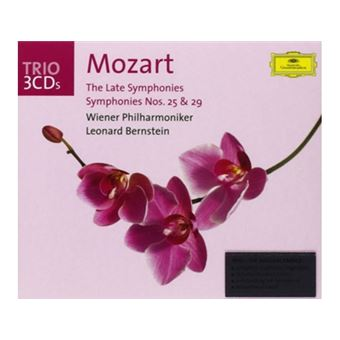 Mozart - The Late Symphonies - CD