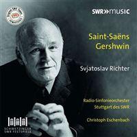 Saint-Saëns & Gershwin: Piano Concertos - CD