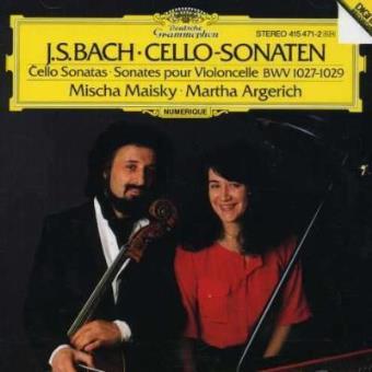J.S. Bach | Cello Sonatas BWV 1027-29