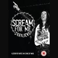 Scream For Me Sarajevo - DVD