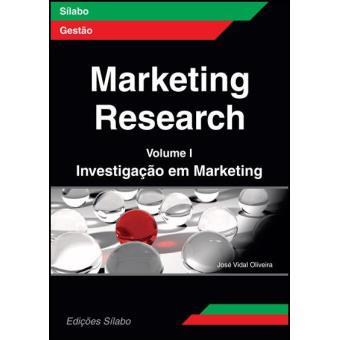 Marketing Research - Livro 1: Investigação em Marketing