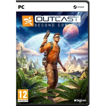 Outcast: Second Contact - PC