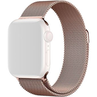 Bracelete Metal 4-OK para Apple Watch 38mm | 40mm - Dourado