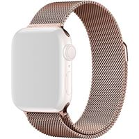 Bracelete Metal 4-OK para Apple Watch 38mm | 40mm - Dourado