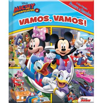 Mickey e os Superpilotos: Vamos, Vamos! - O Meu Primeiro Procura e Descobre