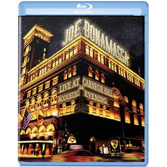 Live at Carnegie Hall: An Acoustic Evening (BD)