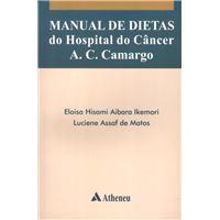 Manual de Dietas do Hospital do Câncer A.C. Camargo