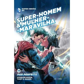 Super-Homem & Mulher-Maravilha: Par Perfeito