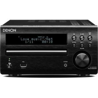 Denon Sistema Micro RCD-M40 (preto)