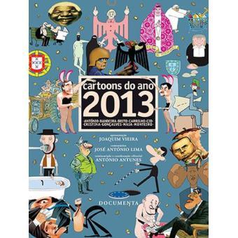 Cartoons do Ano 2013