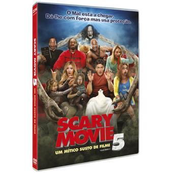 Scary Movie 5 Um Mitico Susto De Filme Mamcom D Lee Ashley Tisdale Simon Rex Ashley Tisdale Dvd Zona 2 Compra Filmes E Dvd Na Fnac Pt