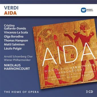 Verdi: Aida - 3CD