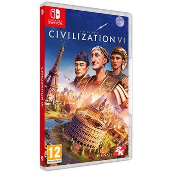Sid Meier's Civilization 6 - Nintendo Switch