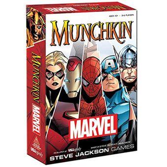 Munchkin Marvel Edition - Steve Jackson Games