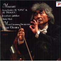 """MOZART-SYMP. NO.36""""LINZ""""&NO.38""""PRAG"""