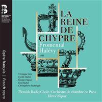 Halévy: La Reine de Chypre - 2CD + Livro