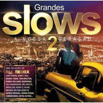 Grandes Slows  2 - A Nossa Geração (2CD)