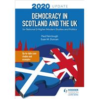 Democracy in scotland and the uk 20