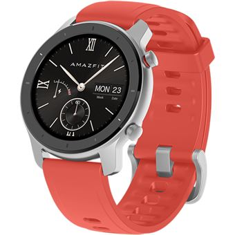 Smartwatch Amazfit GTR - 42mm - Coral Red