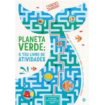 Planeta Verde: O Teu Livro de Atividades