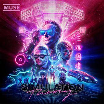 Simulation Theory - CD