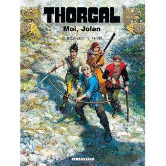 Thorgal - Livre 30: Moi, Jolan