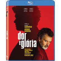 Dor e Glória - Blu-ray