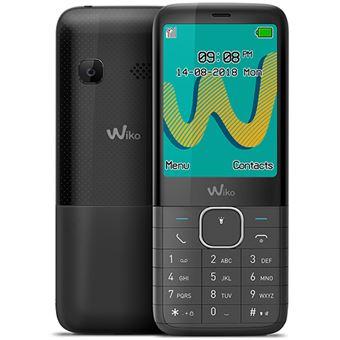 Telemóvel Wiko Riff 3 Plus - Preto