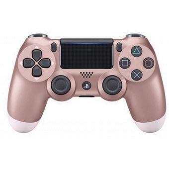 Comando Sony Dualshock 4 - Rose Gold