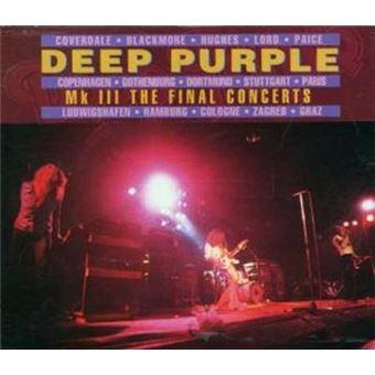 MK III The Final Concerts - 2CD