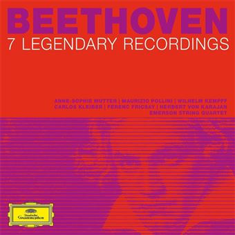 Beethoven: 7 Legendary Albums - 7CD