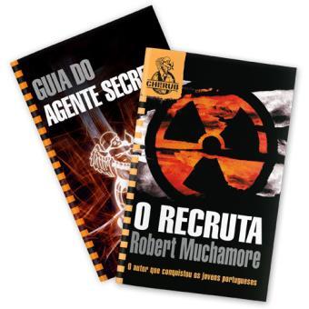Cherub 1ª Série - Livro 1: O Recruta com Oferta Exclusiva do Guia do Agente  Secreto - Robert Muchamore - Compra Livros na Fnac.pt